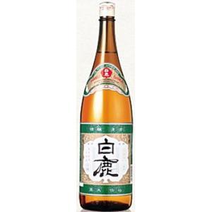 [清酒・日本酒]9本まで同梱可 佳撰 白鹿  1.8L 1本(1800ml)辰馬本家酒造|sakemakino