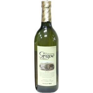 [飲料]24本まで同梱可 カツヌマグレープ(白)720ml 1本(720ml ノンアルコールワイン ワインテイスト飲料 シャトー勝沼 勝沼グレープ) sakemakino