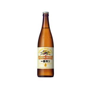 [ビール]ヤフー最安値に挑戦中 1ケースで1梱包 キリン 一番搾り 大瓶(633ml) 1ケース20本入※|sakemakino