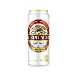 [ビール]2ケースまで同梱可★キリン ラガービール 500缶(500ml) 1ケース24本入※|sakemakino