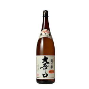 [清酒・日本酒]9本まで同梱可☆越の誉 大辛口 1.8L 1本 (1800ml)原酒造|sakemakino