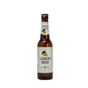 [ビール]2ケースまで同梱可 レモンビール 330ml瓶 1ケース24本入り(330ml LEMON BEER)日本ビール sakemakino