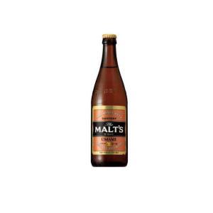 [ビール]1ケースで1梱包★サントリー ザ・モルツ 中瓶(500ml) 1ケース20本入※|sakemakino