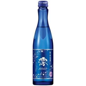 〔清酒・日本酒〕3ケースまで同梱可 松竹梅 澪(MIO) 1ケース300ml×12本入り (スパークリング清酒)(みお)|sakemakino