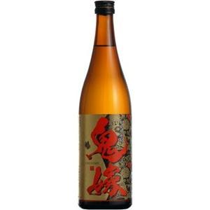 [麦焼酎]24本まで同梱可 25度 鬼嫁(麦) 720ml瓶 1本 岩川醸造株式会社 sakemakino