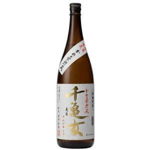 [麦焼酎]9本まで同梱可 25度 千亀女(麦) 1.8L 1本(1800ml) 鹿児島 若潮酒造※ sakemakino