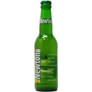 [ビール]2ケースまで同梱可 ニュートン 青りんごビール 330ml瓶 1ケース24本入り(330ml Newton)日本ビール sakemakino