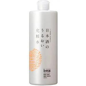 【何個買っても一個口の送料】[化粧品]日本盛 日本酒のうるおい化粧水 500ml 1本(1個 500ml 無着色 無香料 弱酸性 スキンケア 日本製)|sakemakino
