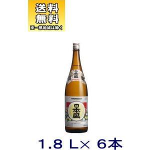 〔清酒・日本酒〕送料無料※6本セット 日本盛 佳撰 1.8L 6本(1ケース6本入り)(1800ml)瓶|sakemakino