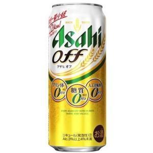 [新ジャンル(雑酒)]2ケースまで同梱可 アサヒ off オフ 500缶(500ml) 1ケース24本入※|sakemakino