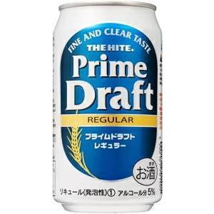 【新ジャンル(雑酒)】3ケースまで同梱可☆川商 プライムドラフト350ml(350缶)1ケース24本入|sakemakino