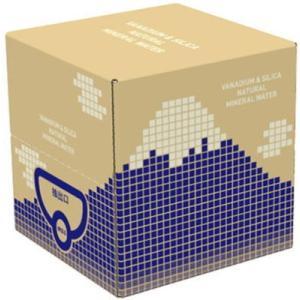 [飲料]2個まで同梱可 バナジウム&シリカ ナチュラルミネラルウォーター 10L 1個(10リットル 軟水 国内名水)ミツウロコ|sakemakino
