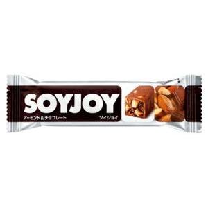 食品 96本まで同梱可 ソイジョイ アーモンド&チョコレート 30g 1本 SOYJOY 大塚製薬の商品画像|ナビ