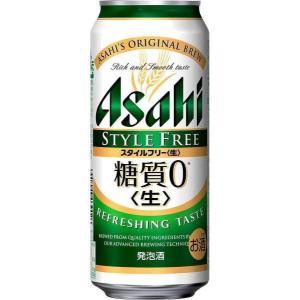 [発泡酒]2ケースまで同梱可 アサヒ スタイルフリー 500ml缶 1ケース24本入(500ml)(糖質0・糖質ゼロ)アサヒビール|sakemakino