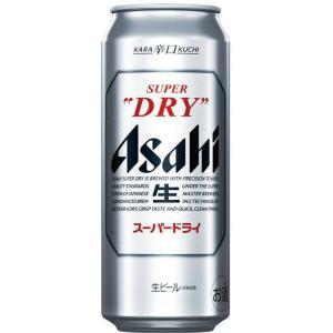 [ビール]2ケースまで同梱可 アサヒ スーパードライ 500ml缶 1ケース24本入(500ml)アサヒビール※|sakemakino