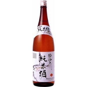 [清酒・日本酒]送料無料※6本セット 酔仙 純米酒 1800ml 6本(1.8L) 酔仙酒造|sakemakino