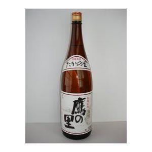 [清酒・日本酒]9本まで同梱可★鷹の里 1.8L 1本 (1800ml)中埜酒造|sakemakino
