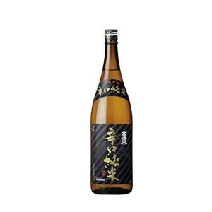 [清酒・日本酒]9本まで同梱可 高清水 辛口純米 1.8L 1本 (1800ml)秋田酒類|sakemakino