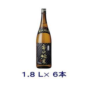 [清酒・日本酒]送料無料※6本セット 高清水 辛口純米 1.8L 6本(1800ml)秋田酒類|sakemakino