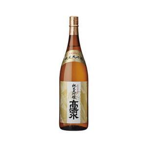 [清酒・日本酒]9本まで同梱可 高清水 純米大吟醸 1.8L 1本 (1800ml)秋田酒類|sakemakino