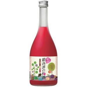 [梅酒]24本まで同梱可 たんたかたんの梅酒 720ml瓶 1本(720ml 鍛高譚 梅酒 GODO ゴードー)合同酒精|sakemakino