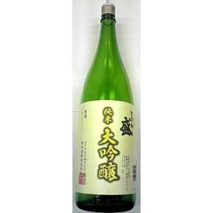 〔清酒・日本酒〕9本まで同梱可 ときわ盛 純米大吟醸 1.8L 1本  (1800ml) 明利酒類 sakemakino