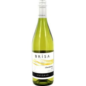 [ワイン]24本まで同梱可 ヴィスタマール・ブリーザ シャルドネ(白)750ml 1本(チリ)(ビスタマール) sakemakino