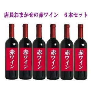 [ワイン]送料無料★ヤフー最安値に挑戦中☆福袋☆店長おまかせ...