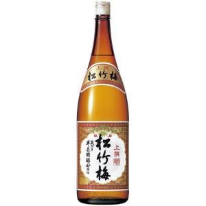 [清酒・日本酒]9本まで同梱可★宝酒造 上撰松竹梅 1.8L 1本 (1800ml)※|sakemakino