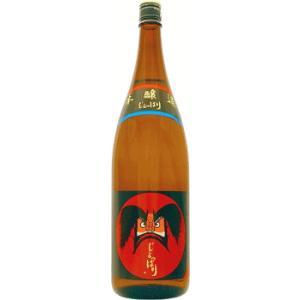 [清酒・日本酒]9本まで同梱可 本醸造 津軽 じょっぱり 1800ml 1本(1.8L)|sakemakino