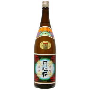 〔清酒・日本酒〕9本まで同梱可★上撰 月桂冠 1.8L 1本 (1800ml) 瓶 |sakemakino