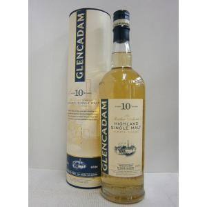 グレンカダム10年 オフィシャル 46% 700ml ウイスキー|sakenochawanya