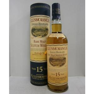 グレンモーレンジ15年正規 旧ボトル 43% 700ml ウイスキー sakenochawanya