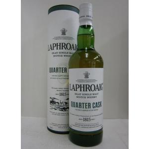 ラフロイグ クオーターカスク 並行 48% 700ml シングルモルトスコッチウイスキー|sakenochawanya