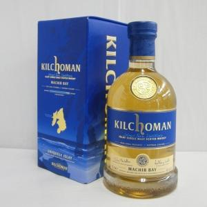 キルホーマン マキヤーベイ 正規 46% 700ml  ウイスキー sakenochawanya
