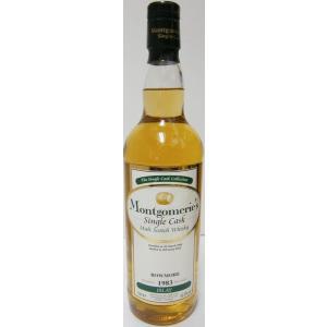 ボウモア 1983 モンゴメリーズ 52.3% 700ml ウイスキー|sakenochawanya