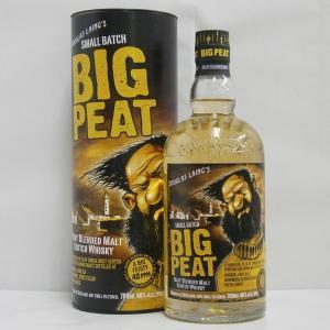 ビッグピート ダグラスレイン(ポートエレン含む) 並行 46% 700ml ブレンデッドモルトスコッチウイスキー|sakenochawanya