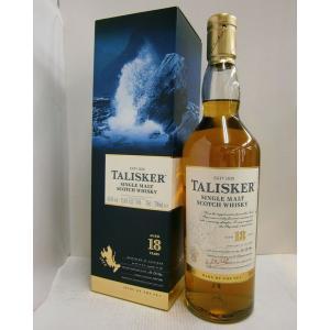 タリスカー18年 正規 45.8% 700ml シングルモルトスコッチウイスキー sakenochawanya
