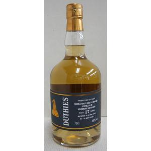 ボウモア 17 年ケイデンヘッドダシーズ 46%700ml ウイスキー|sakenochawanya