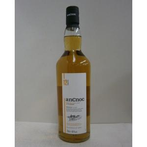 アンノック 12年 40% 700ml ウイスキー sakenochawanya