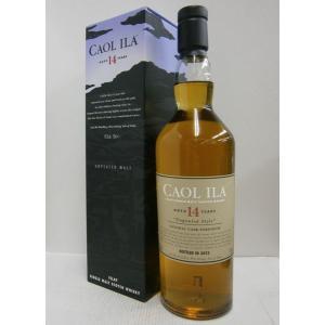 カリラ14年 アンピーテッド 59.3% 700ml ウイスキー|sakenochawanya
