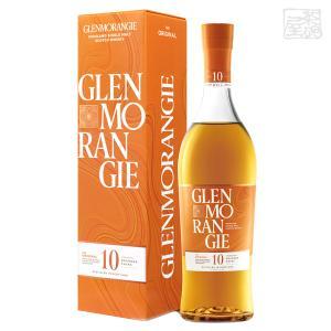 グレンモーレンジオリジナル10年 正規 40% 700ml シングルモルトスコッチウイスキー sakenochawanya