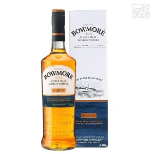 ボウモア レジェンド 並行 40% 700ml シングルモルトスコッチウイスキー|sakenochawanya