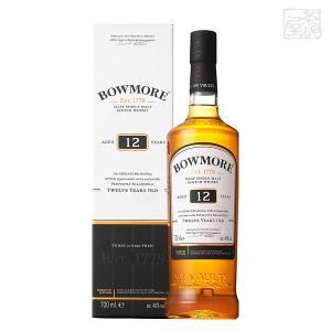 ボウモア12年 正規 40% 700ml シングルモルトスコッチウイスキー|sakenochawanya