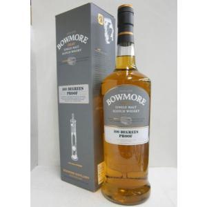 ボウモア 100 ディグリースプルーフ 57.1% 1L ウイスキー|sakenochawanya