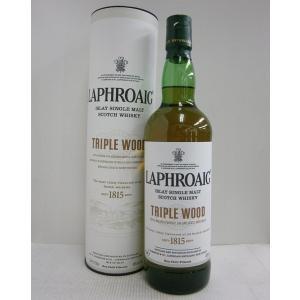 ラフロイグ トリプルウッド 並行 48% 700ml シングルモルトスコッチウイスキー|sakenochawanya