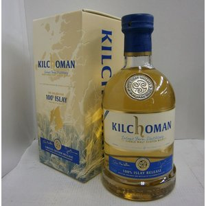 キルホーマン 100%アイラ2nd 50%700ml  ウイスキー|sakenochawanya