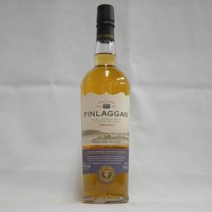 フィンラガン オリジナルピーティ 40% 700ml シングルモルトスコッチウイスキー|sakenochawanya