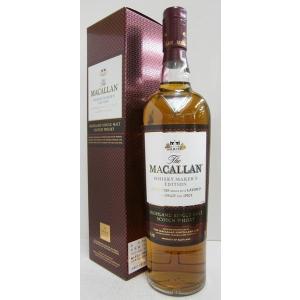 マッカラン ウイスキーメーカーズエディション 並行 42.8% 700ml シングルモルトスコッチウイスキー|sakenochawanya