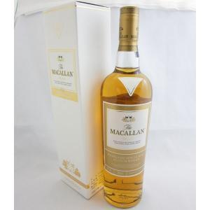 マッカラン ゴールド 並行 40% 700ml シングルモルトスコッチウイスキー|sakenochawanya